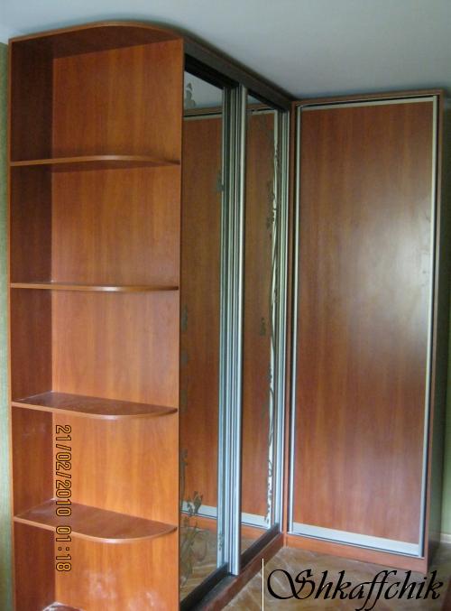 Угловые шкафы купе рисунки на axipro.