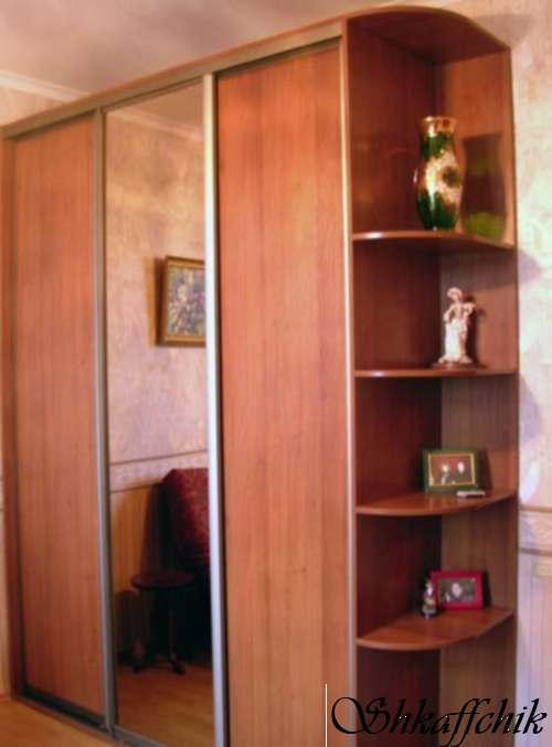 Галерея фотографий шкафов-купе.