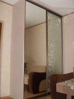 Рисунок На Зеркале Шкафа Купе В Химках